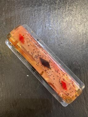 Aspic Jambon Mousse de foie