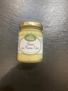 Sauce au poivre vert 90g