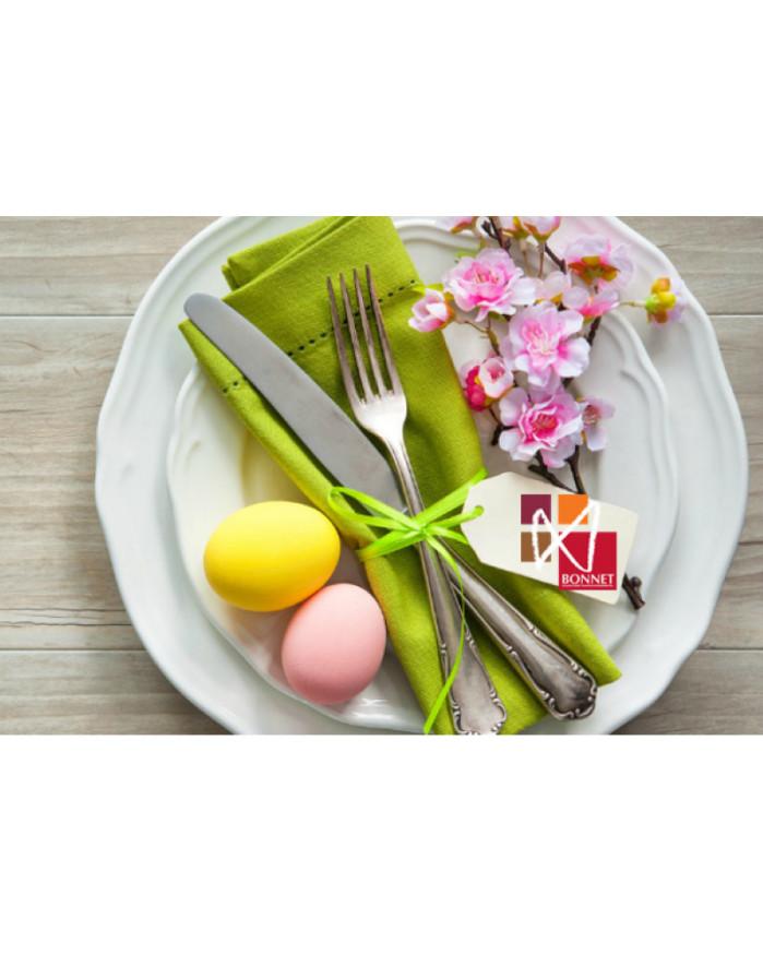 Menu Nid de Pâques (Entrée chaude)