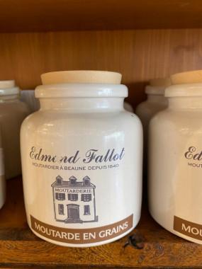 Moutarde en grain Fallot (250g)