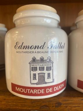 Moutarde de Dijon Fallot (250g)