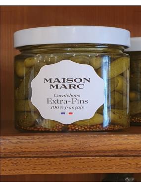 Cornichons Extra fins Maison Marc (PNE 210g)